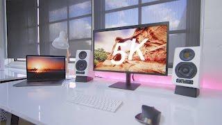 Dream Desk  - The Ultimate MacBook Pro Surprise Setup
