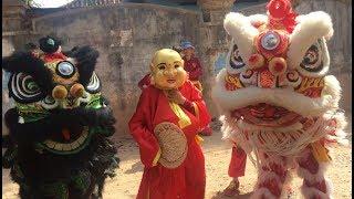 Lion Dance 2018 Cambodia, ម៉ុងសាយ 2018, Mong Say