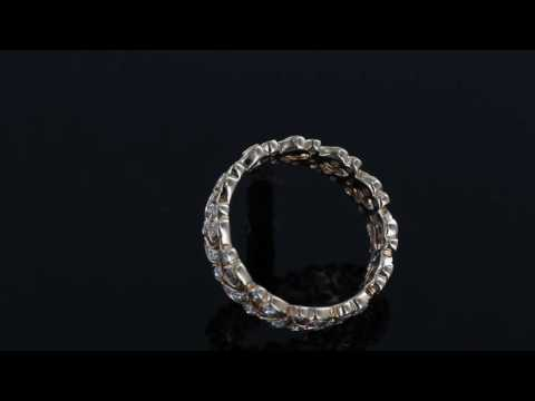 Browns Family Jewellers 0.68ct | Diamond Full Eternity | 18ct Rose Gold