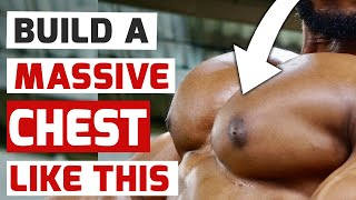 HOW TO BUILD A MASSIVE CHEST