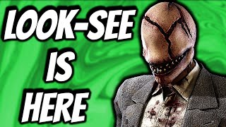 LOOK-SEE DOCTOR SKIN IS HERE! - Dead by Daylight | Crypt Tv Cosmetics