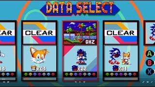 Sonic Exe : Nightmare Beginning Fan Animation Confrontation Scene
