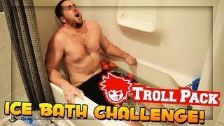 ICE BATH CHALLENGE | JeromeASF