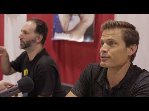 Motor City Comic Con 2013 - Casper Van Dien - YouTube