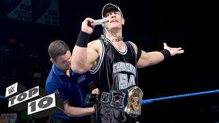 Memorable title reveals: WWE Top 10, Feb. 2, 2019