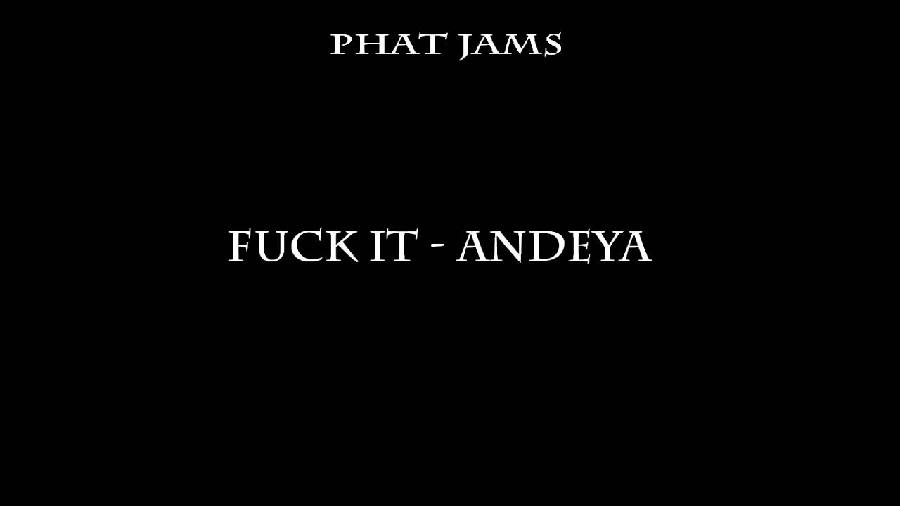 Lyrics to fuck it by eamon sympathise with