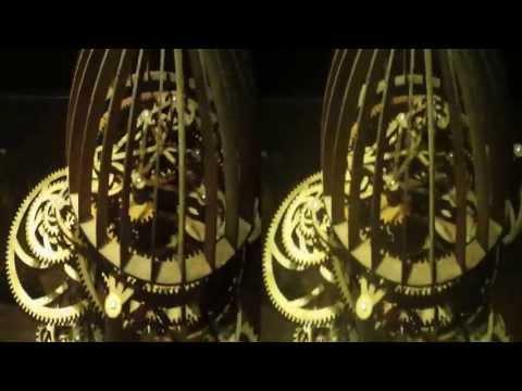 Dynamic Spinning Gear Art Sculpture (YT3D:Enable=True)