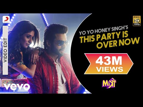This Party Is Over Now - Yo Yo Honey Singh - Jackky Bhagnani - Kritika Kamra - Mitron