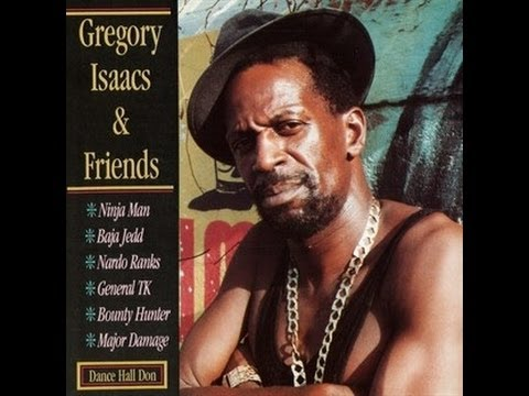 GREGORY ISAACS & FRIENDS - Downpressor (w/ Baja Jedd)