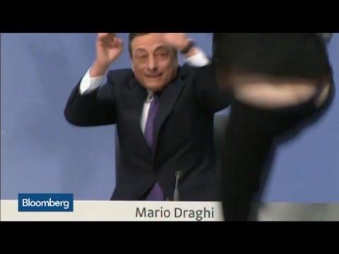 European Central Bank President attacked