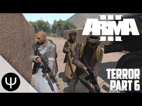 ARMA 3: Takistan Life Mod — Terror — Part 6 — In Pursuit!