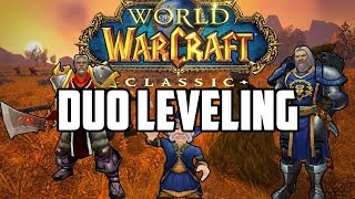 Duo Leveling in Classic WoW - Top 5 Duos for Speedleveling