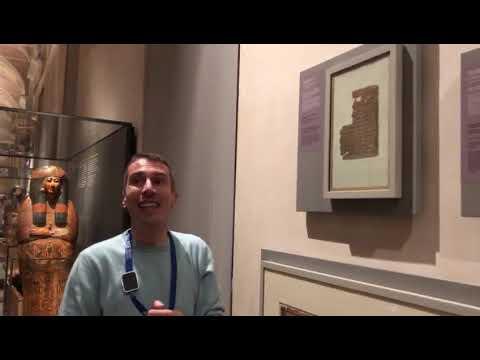 #IORESTOACASA - Il messaggio del Direttore Christian Greco