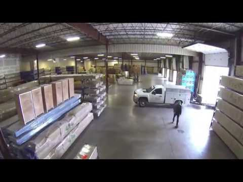 Atlas Indianapolis Shipping Warehouse
