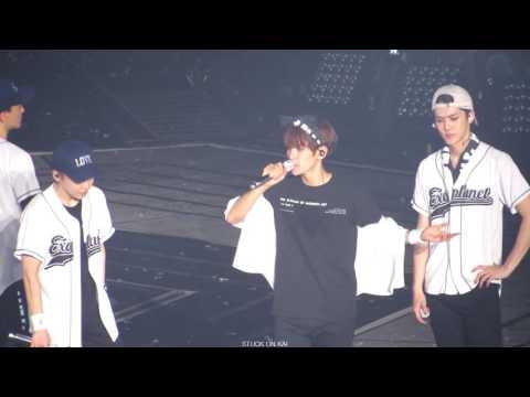 160731 EXO'rDIUM ENDING MENT FULL (feat. 총체적난국)