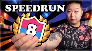 2x Draft Challenge (Speedrun Any %) 🍊