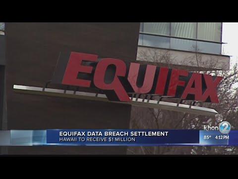 Settlement for Equifax data breach