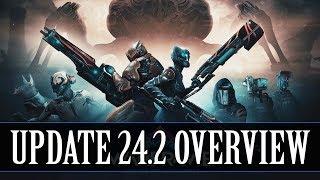 Warframe - U 24.2 - Fortuna: Profit-Taker (Overview)