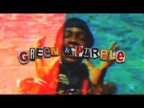 Travis Scott - Green & Purple ft. Playboi Carti