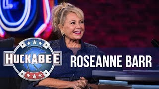 Digital Exclusive: Roseanne Barr Takes Her LAST Ambien For This Interview | Huckabee