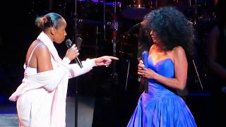 Diana Ross & Jennifer Hudson - Endless Love (July 10, 2019 - Chicago Theater, Chicago IL)