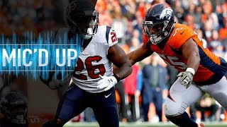Bradley Chubb Mic'd Up vs. Texans