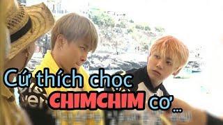 JIMIN | Always liked to tease Chimchim... [HAPPY BIRTHDAY JIMIN 13102018]