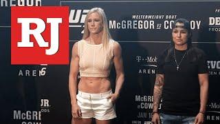 UFC 246 - Media Day Staredowns