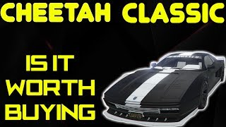 GROTTI CHEETAH CLASSIC : IS IT WORTH BUYING ? (GTA 5)