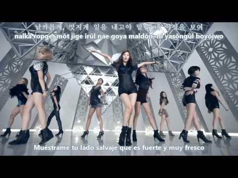 Girls Generation (SNSD)  - The Boys [Sub Español + Hangul + Romanización]