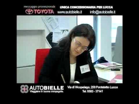 AUTOBIELLE TOYOTA - L'ECOLOGIA SECONDO NOI.mp4