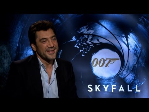 'Skyfall' Javier Bardem Interview HD
