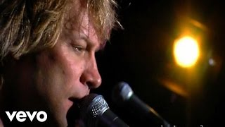 Bon Jovi - You Want To Make A Memory (Live)