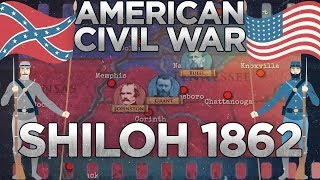 Battle of Shiloh (1862) - American Civil War DOCUMENTARY
