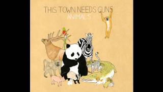 This Town Needs Guns - Zebra