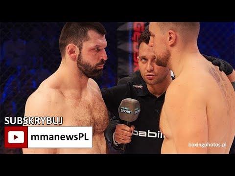 Szymon Kołecki rozpoczął pracę z psychologiem sportowym do walki na Babilon MMA 4
