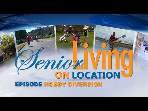 "Senior Living On Location -  ""Hobby Diversion"" [S01E08]"