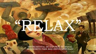 FREESTYLE RAP BASE - RELAX - HIP HOP 90's - FREE USE