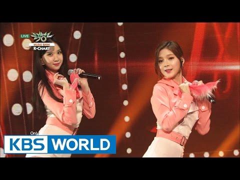 9MUSES - Drama | 나인뮤지스 - 드라마 [Music Bank K-Chart / 2015.02.13]