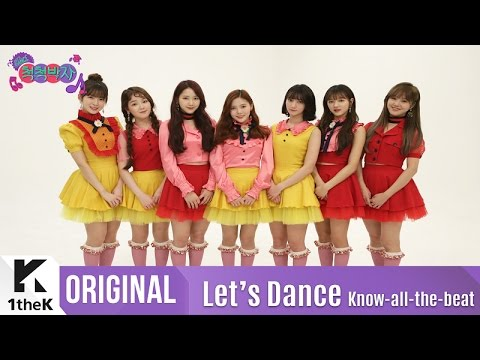 Let's Dance: OH MY GIRL(오마이걸)_OH MY GIRL's episode of signing live in chaos?!_Coloring Book(컬러링 북)