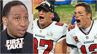 It was an absolute BEATDOWN! - Stephen A. reacts to the Bucs blowing out the Chiefs in Super Bowl LV