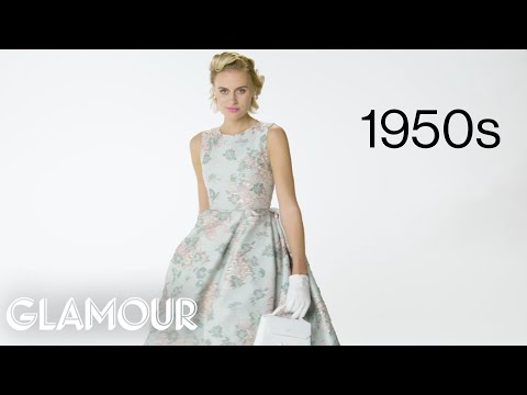 100 Years of Dresses | Glamour