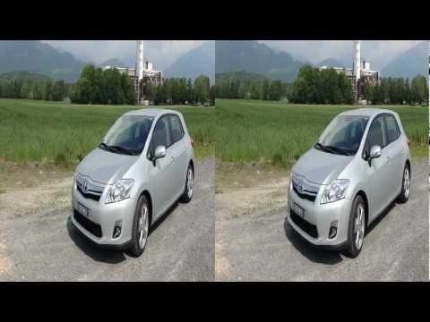Sony Cyber-shot DSC-WX100 3D Slideshow (yt3d)
