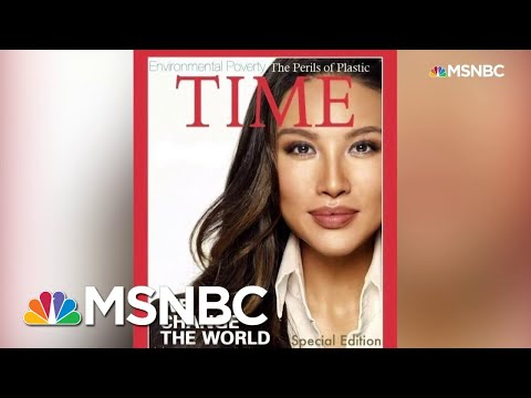 State Department Staffer Used Embellished Resume, Fake Time Magazine Cover | Andrea Mitchell | MSNBC