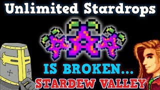 Stardew Valley Is Perfectly Balanced Game With No Exploits - Excluding Unlimited Gold + Stardrops