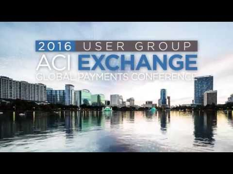 ACI User Group Exchange | 2016
