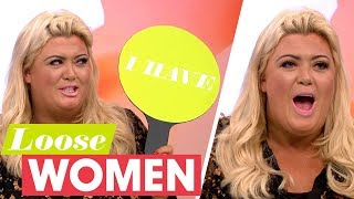 TOWIE's Gemma Collins Finds Her Memes Hilarious and Plays Never Have I Ever   Loose Women