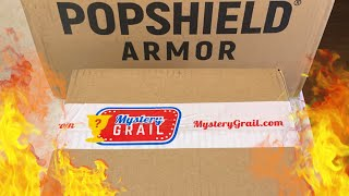 Mystery Grail Unboxing - The NEW Weekly Funko Pop Mystery Box By MysteryGrail.com