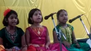 Carnatic vocal singing by Shriya Hegde