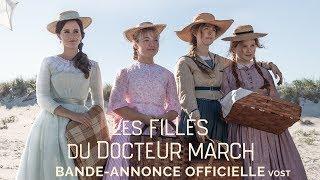 Les filles du docteur march :  bande-annonce VOST